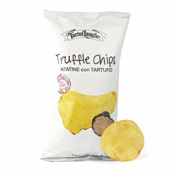 Chips mit trüffel