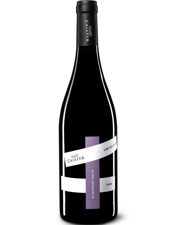 Negroamaro Rot Wein Caiaffa