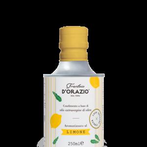 Zitronen Olivenöl